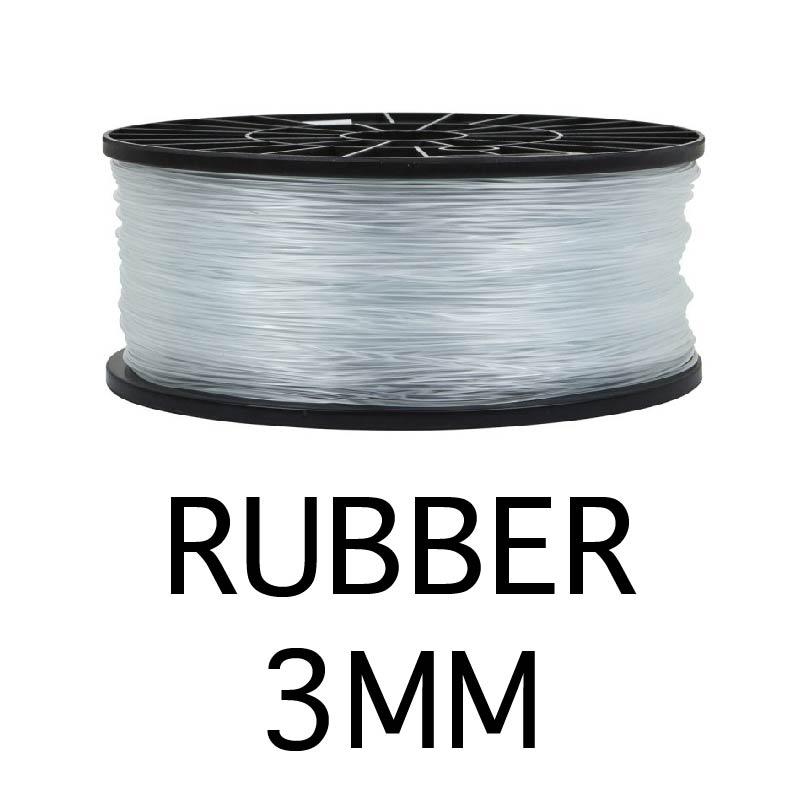 Rubber Filament 3mm