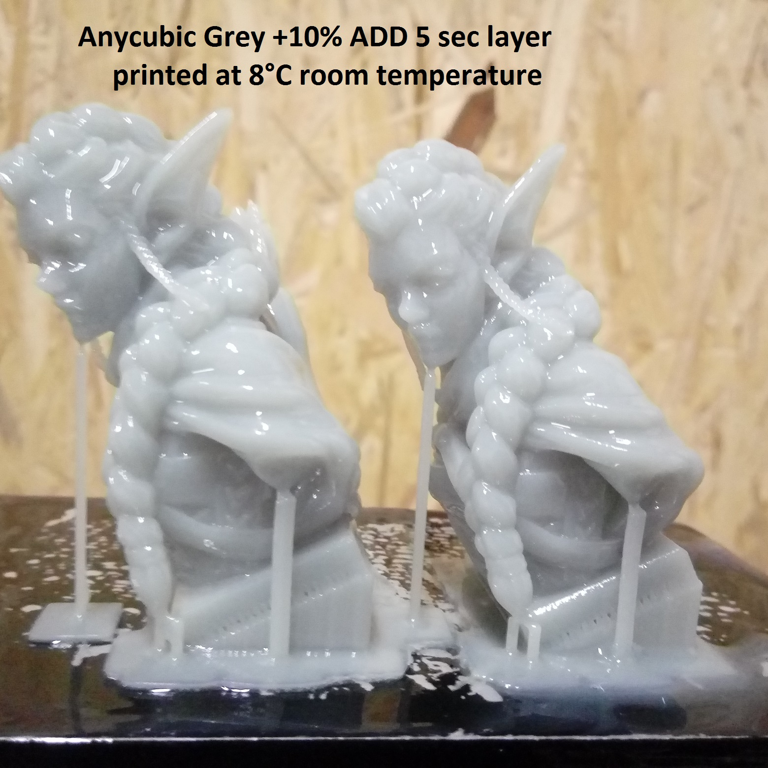 ADDX anti sticky additive for DLP/LCD/SLA resins-500ml