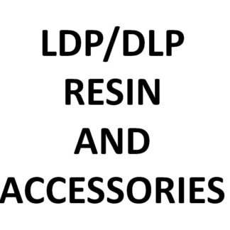 DLP-SLA Resin and liquid